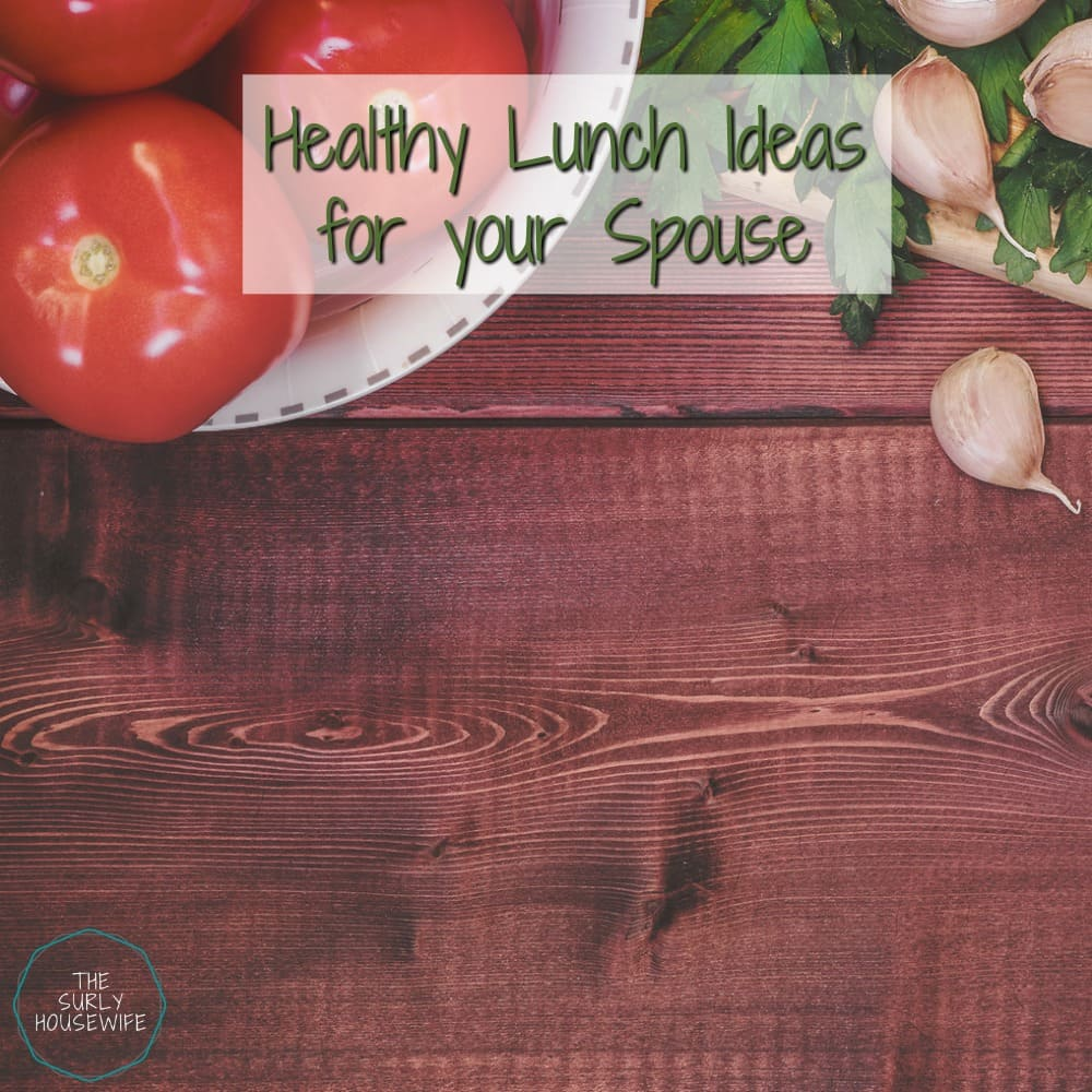 Does your husband need a lot of cold options to pack in his lunch? Does your husband need a lot of food to get him through the day? Check out this post for some tips and tricks on how to easily pack a healthy lunch.
