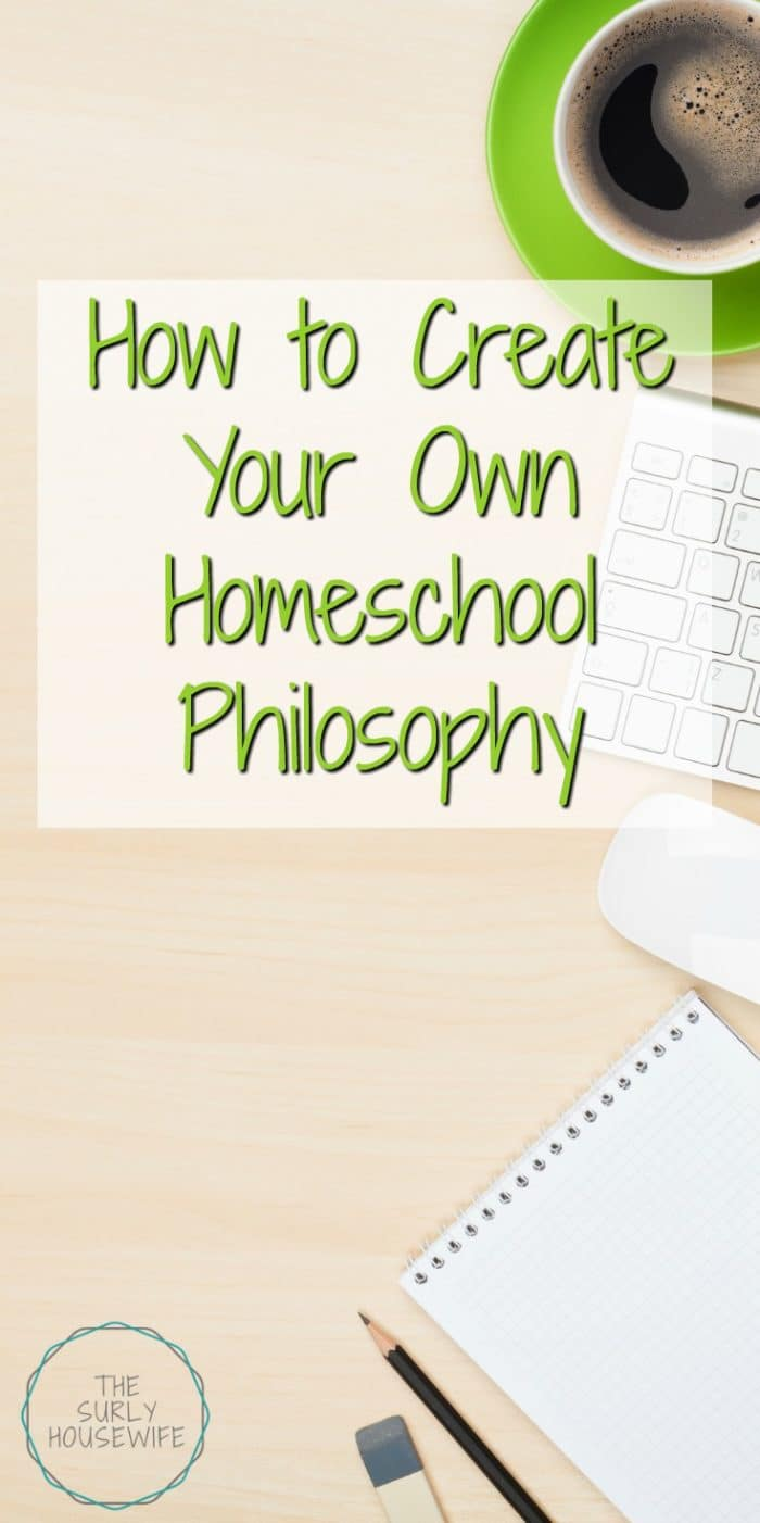 The focus, curriculum, and method of your homeschool all points back to your homeschool mission statement. But first, you need a homeschool philosophy! Check out this post on how to create your own homeschool philosophy to help you make those difficult homeschool decisions!