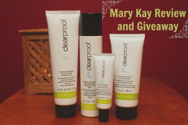 Have you been wanting to try Mary Kay's Clear Proof Acne System? Check out this blog post for a Mary Kay Review!