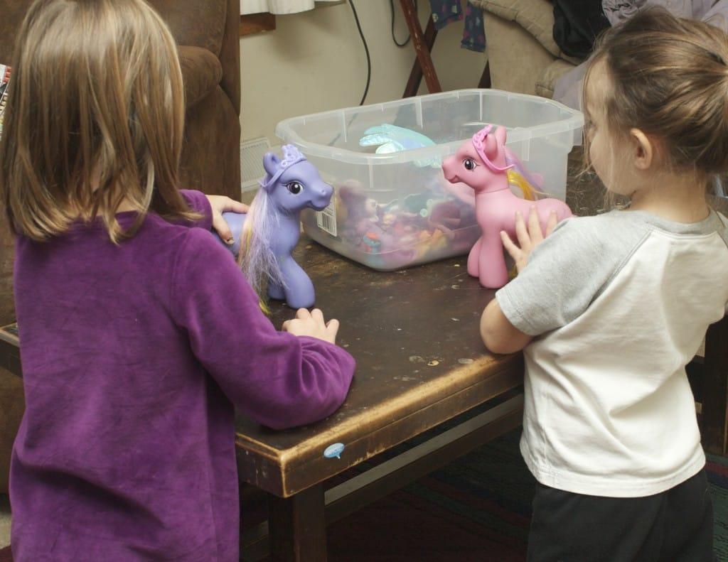 homeschool preschool activities free play