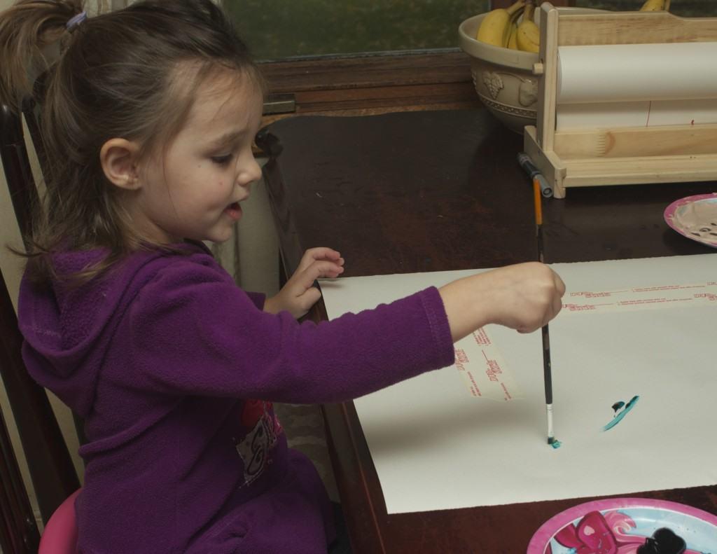 homeschool preschool activities crafts