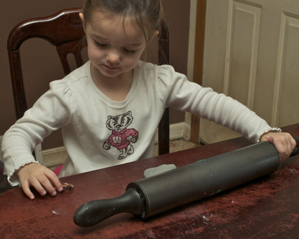 homeschool preschool activities sculping