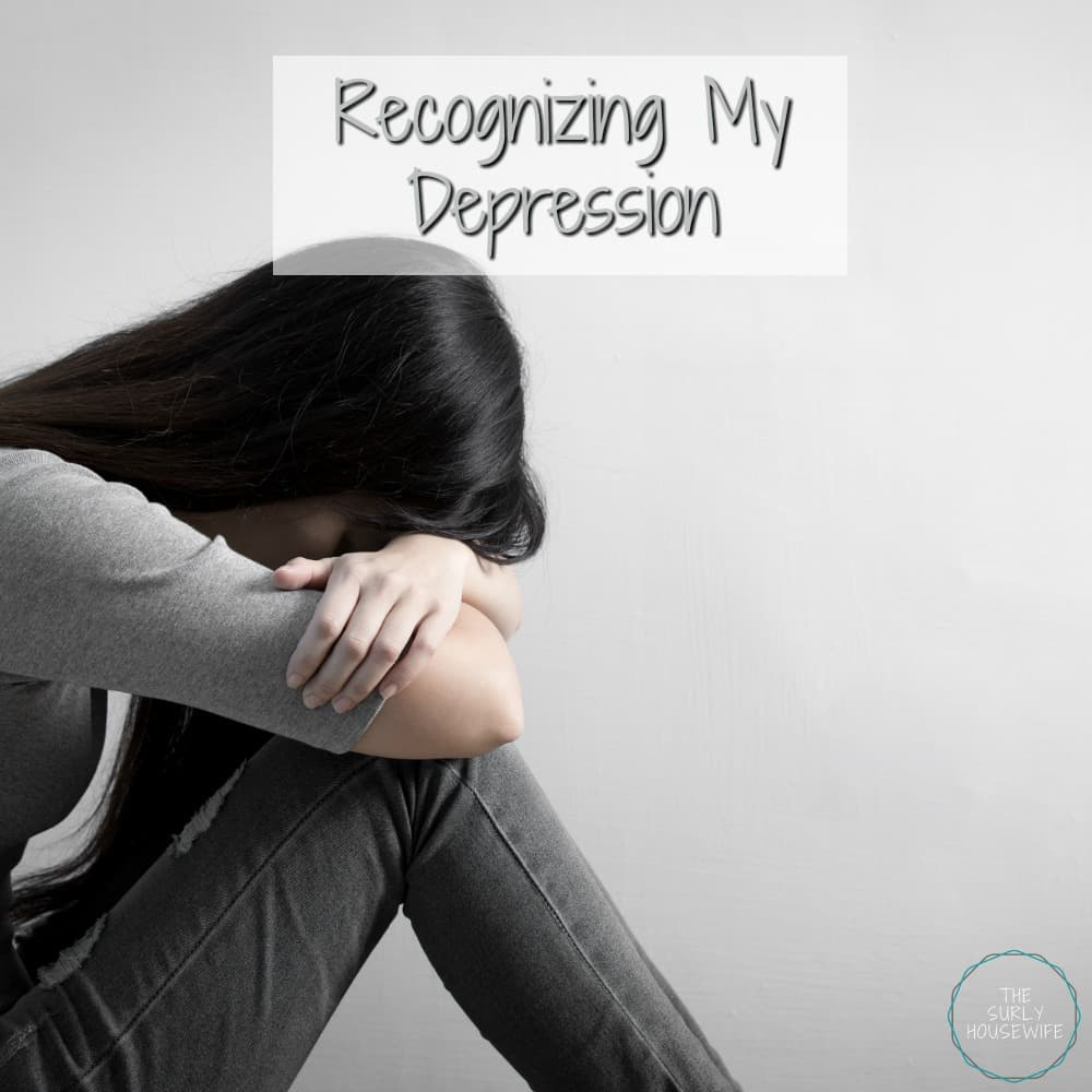 Depression and motherhood are often talked about. But how do you know if you have it? I know my road to recognizing my depression wasn't what it normally looks like. The first step in understanding and overcoming depression is recognizing it within yourself. Signs of depression shouldn't be ignored. There is help! Click here to read my story.
