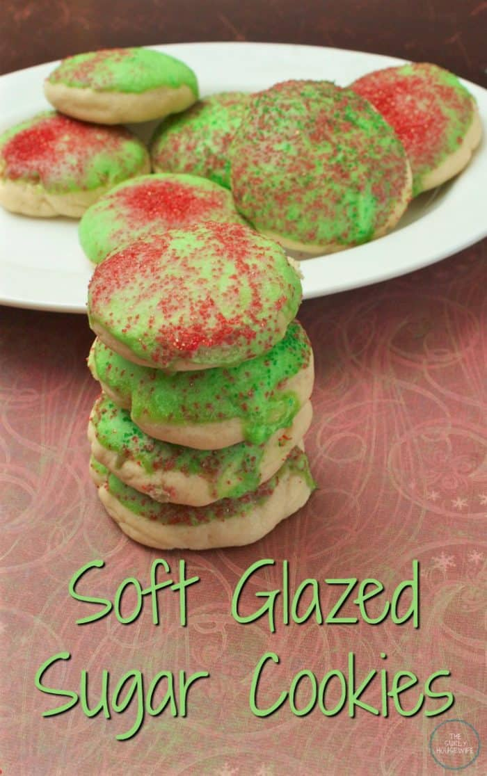 Decorating sugar cookies at Christmas is something all families enjoy. Check out this easy recipe for soft sugar cookies topped with your favorite frosting.