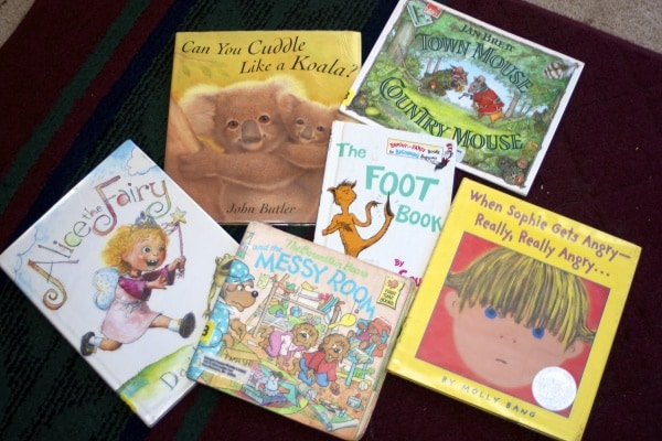 books for read alouds