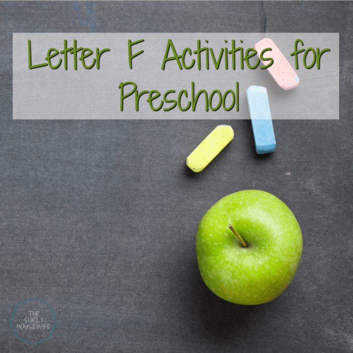 Letter F Activities for Preschool are a fun and hands-on way for toddlers, preschoolers, and kindergartens to learn and practice the alphabet. Letter F in our preschool was made up of fairy and frog printables. As well as a fun fireworks sensory activity with shaving cream. Check it out!
