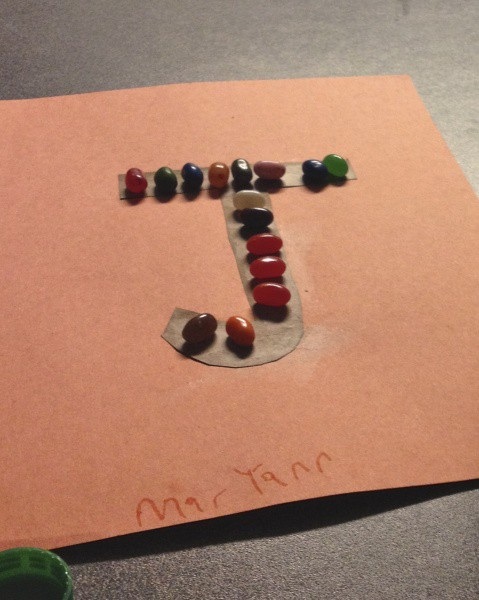 letter j craft for preschoolers
