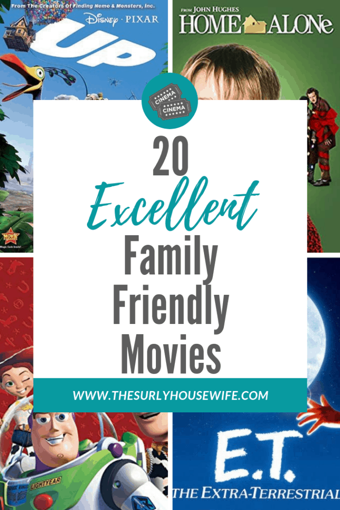 Looking for movies to watch with the family? Searching for something kids AND parents will love? Click here for family movies for the whole family!