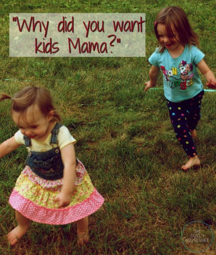 Are you looking to be a better mom? Looking for some encouragement and advice? Check out this post for some insight (and giggles) from my daughter on why having kids isn't always fun.