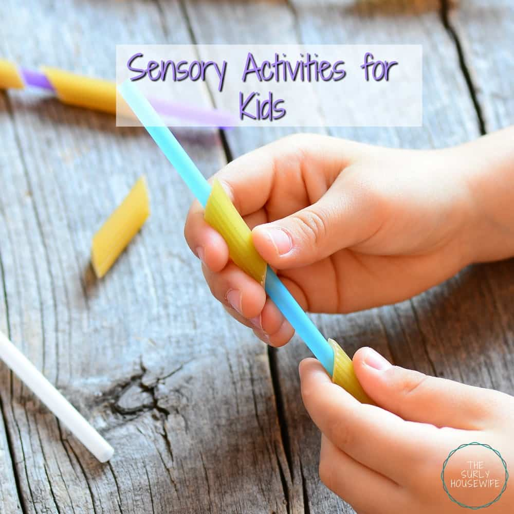 Sensory play is a hit with babies, toddlers, and preschoolers. If you are looking for sensory activities for kids, click here for ideas to keep them busy!