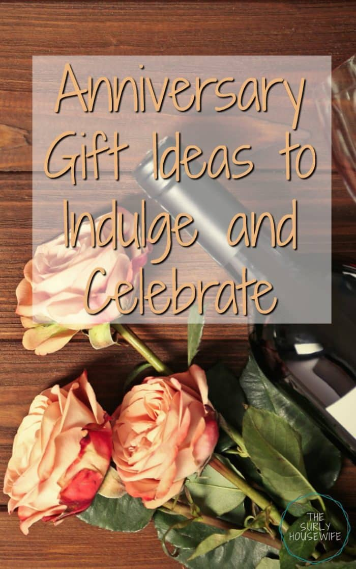 Searching for anniversary gift ideas? Anniversary gifts don't have to be frugal. Consider indulging a little to celebrate a milestone. Click here for more!