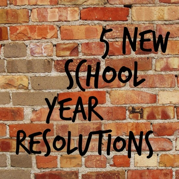 School Resolutions