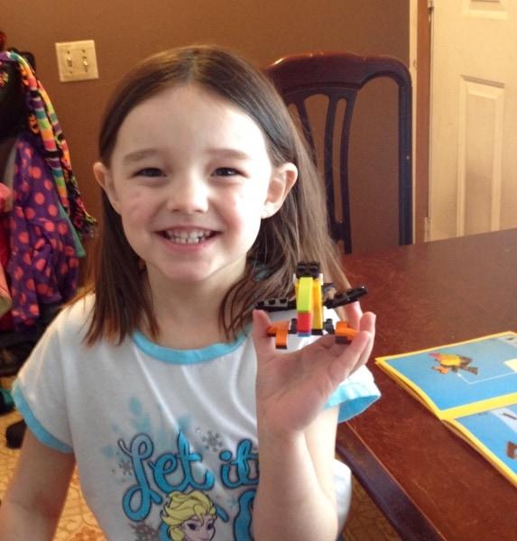 Lego Toucan