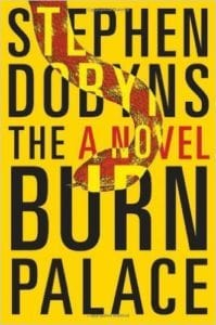 """The Burn Palace"" by Stephen Dobyns is a psychological thriller that follows the aftermath of a newborn baby being stolen from a local hospital in Brewster, Rhode Island. A great book and a perfect book to add to a book club."