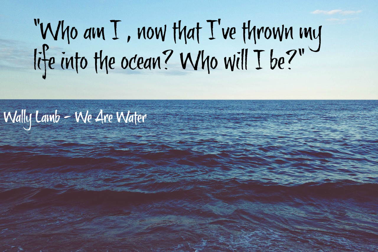 We Are Water is an intense novel with layers of history, family, and secrets.