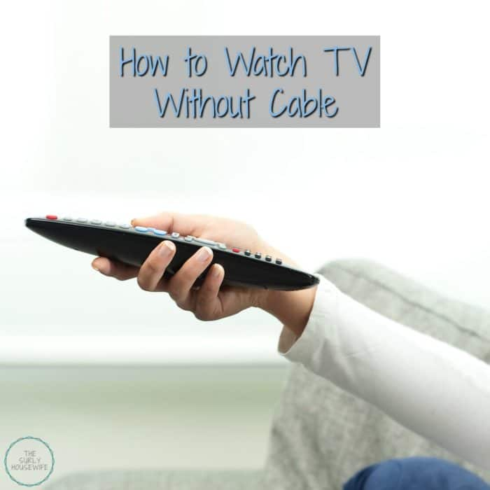 Looking to see how to watch tv without cable? Looking for cable tv alternatives? Then check out this post for 5 simple tips on how to analyze your tv usage and save money!!