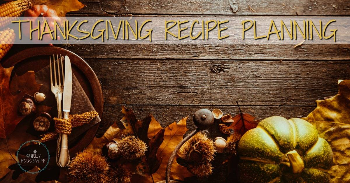 Thanksgiving recipes are everywhere right now. So how do you take ideas for Thanksgiving decorations, appetizers, desserts, etc and turn it into a beautiful Thanksgiving dinner? Check out my 5 tips for Thanksgiving recipe planning help you how to plan a killer meal for Thanksgiving, and enjoy it too!!!