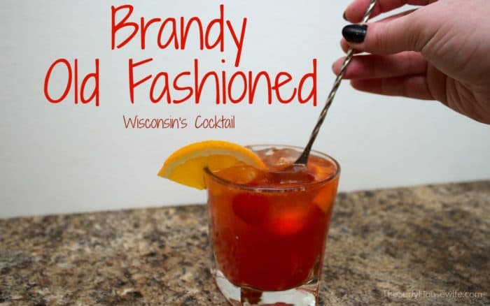 How To Make Sour Brandy Old Fashioned