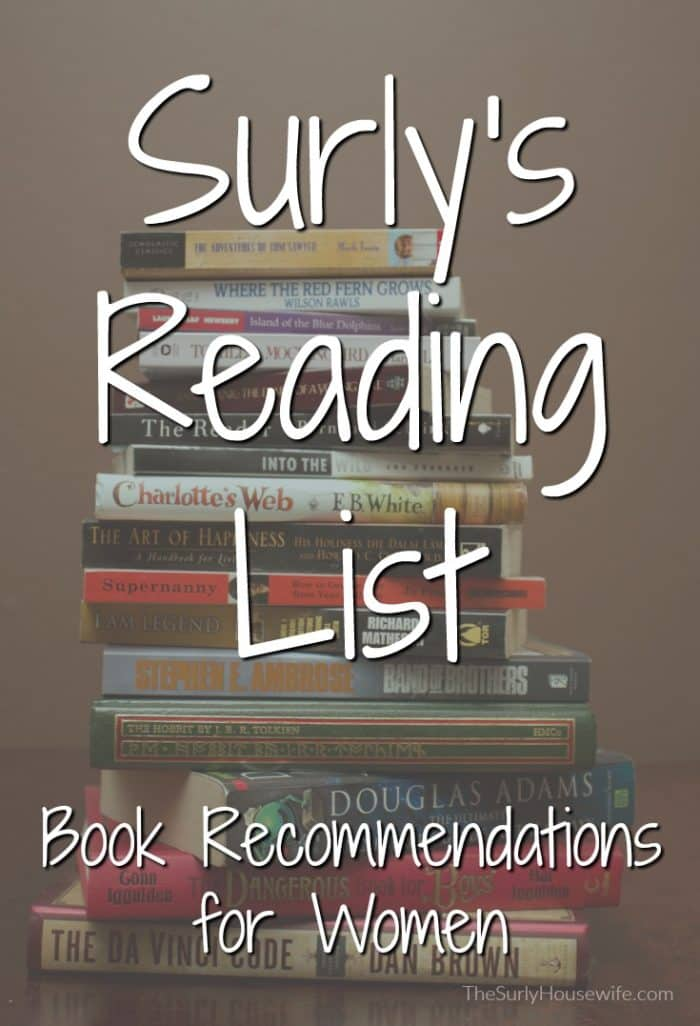 Do you love books? Are you constantly looking for new books to fall in love with? Check out this post for reading list for women!   reading list   reading goals   books to read   what to read   book recommendations   good books   reading challenge