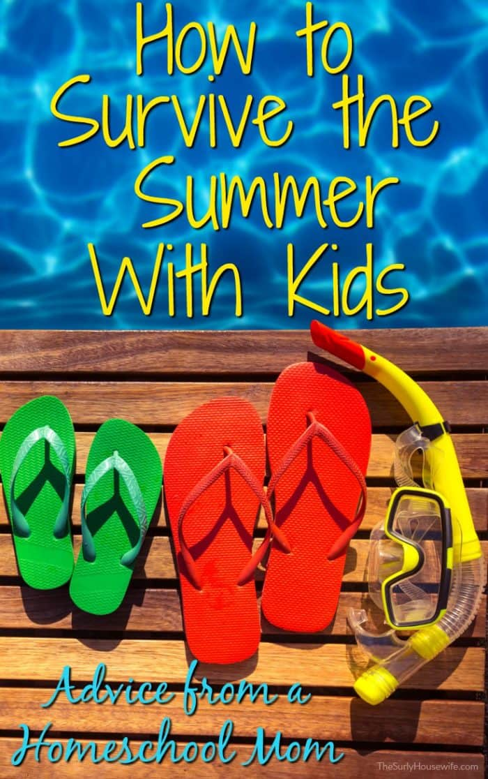 Kids look forward to summer fun. For moms, summer survival is the name of the game. But there is hope Click here 10 tips to have the best summer ever!
