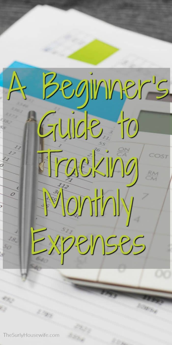 Tracking monthly expenses is part of having a successful budget. But where do you start? How do you keep track of it all? Click here to learn more!