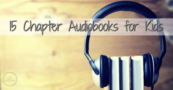 chapter audiobooks