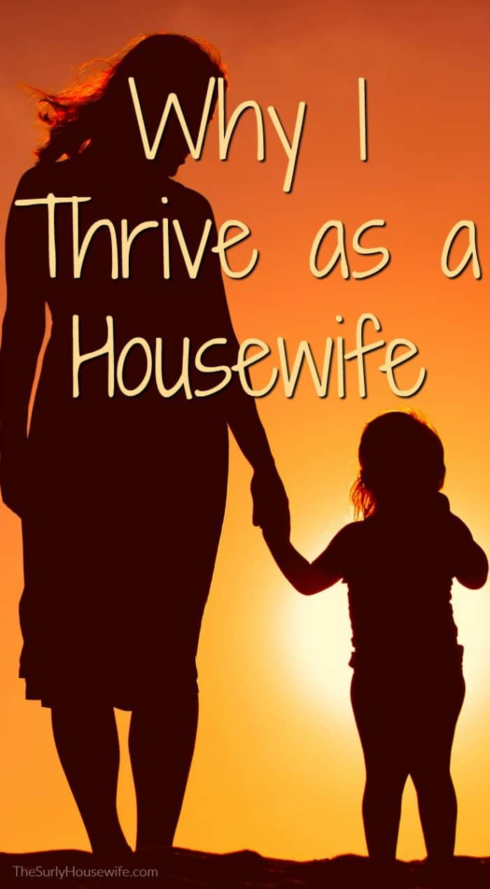 Looking for encouragement as a housewife or stay-at-home-mom? Check out this article to find out my motto, venerate the housewife, which helps me thrive!