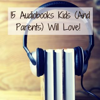 Featured image for blog post: 15 Audiobooks kids, and their parents!, will love