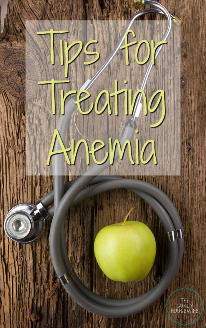 Menorrhagia anemia is when your heavy menstrual bleeding causes you to become anemic. Check out this post for five tips for treating anemia.