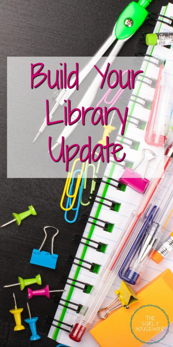 Are you interested in the Build Your Library Curriculum? Click here to learn about some of the activities and books this homeschool curriculum has to offer!