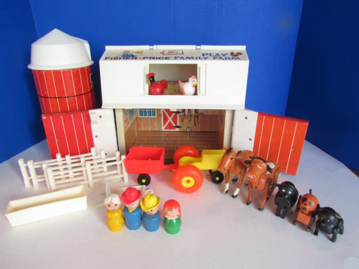Fisher Price Little People Play Family Farm