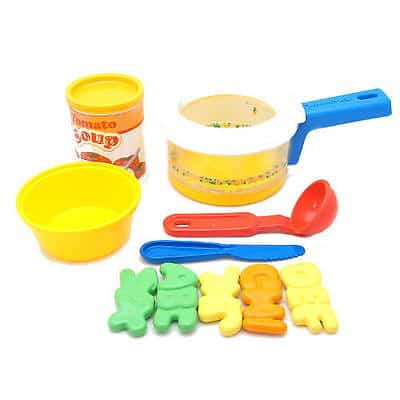 1989 Fisher Price Fun with Food Simmering Saucepan 2111