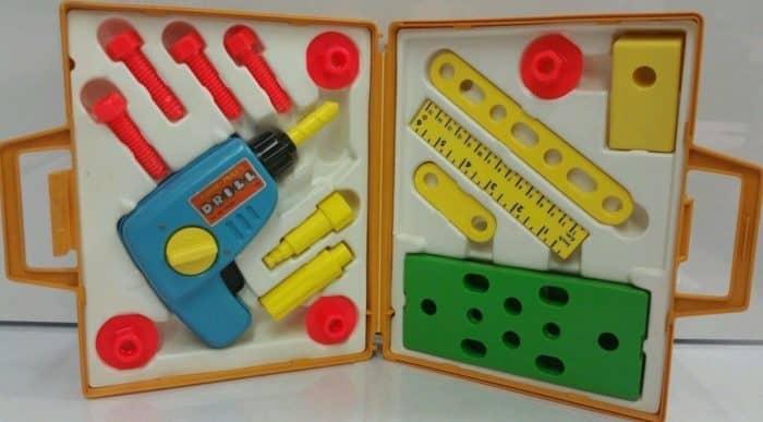 1978 Fisher Price Tool Kit