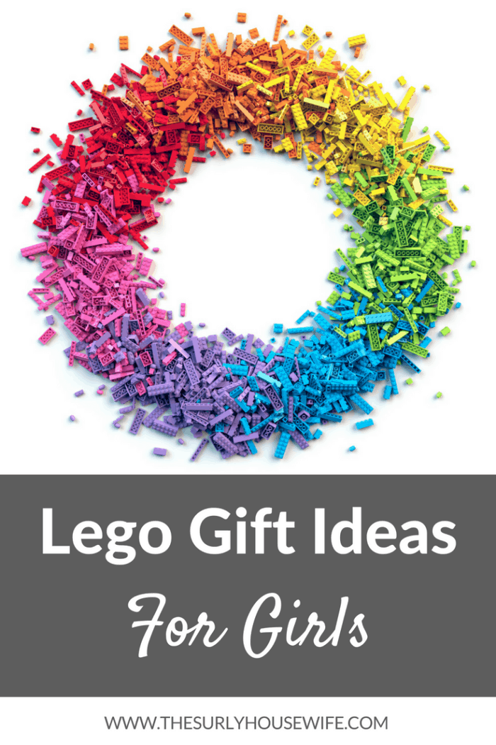 Lego gift ideas for girls