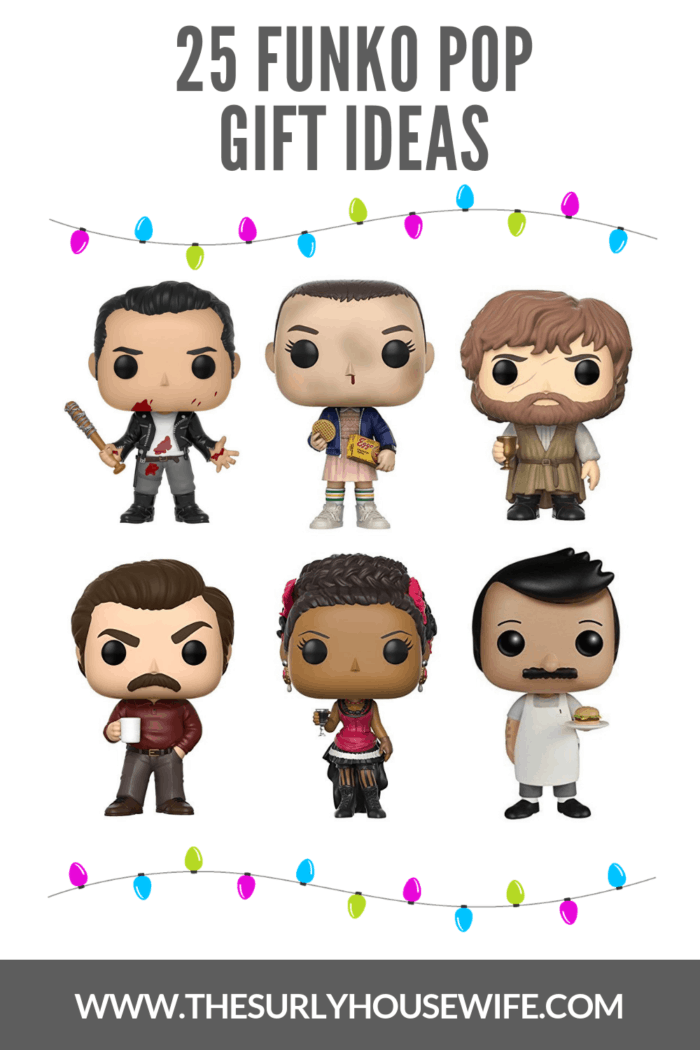 Are you looking for a fun Funko Pop from tv shows? Check out this blog post for collectables from some of the top tv shows like Stranger Things!