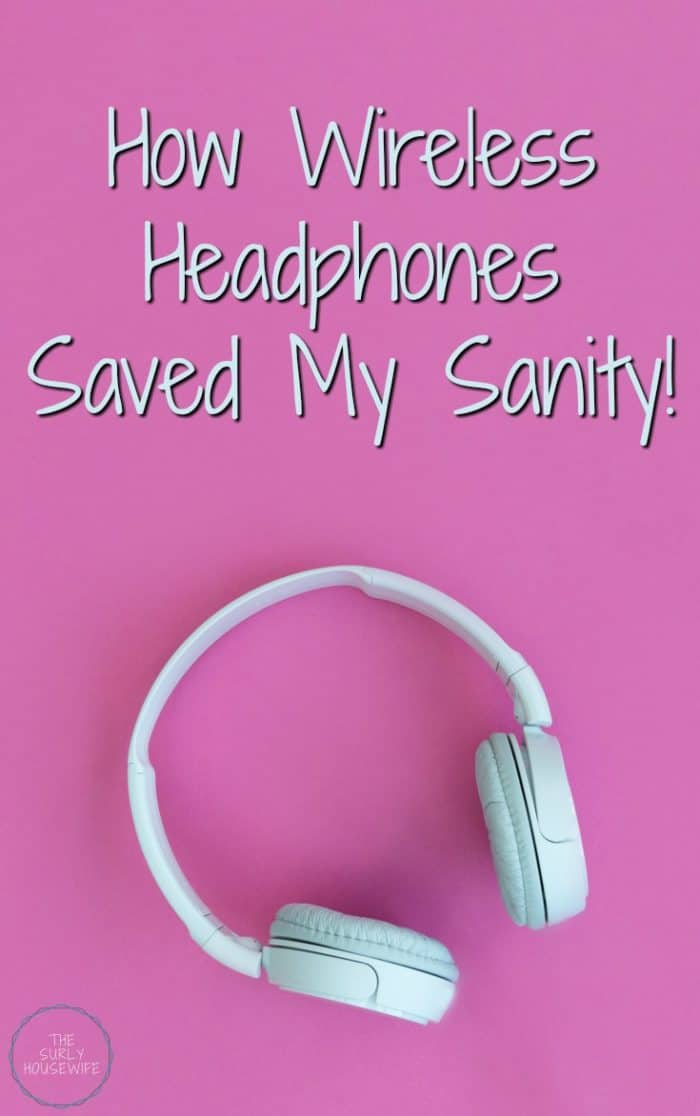 I never thought wireless headphones would impact my life so much, but they really are a lifesaver. Check out this post 10 reasons to get wireless headphones for moms.