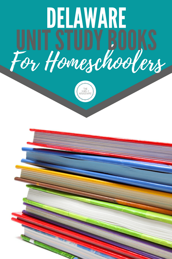 Studying the States this year? Looking to start with Delaware, the first state? This post has 20 Delaware unit study books that will rock your homeschool!