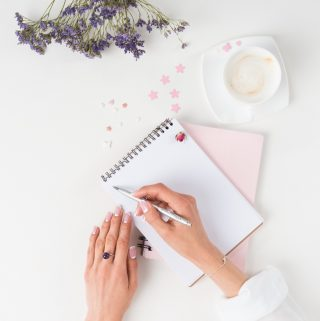 15 Minute self-care ideas title image