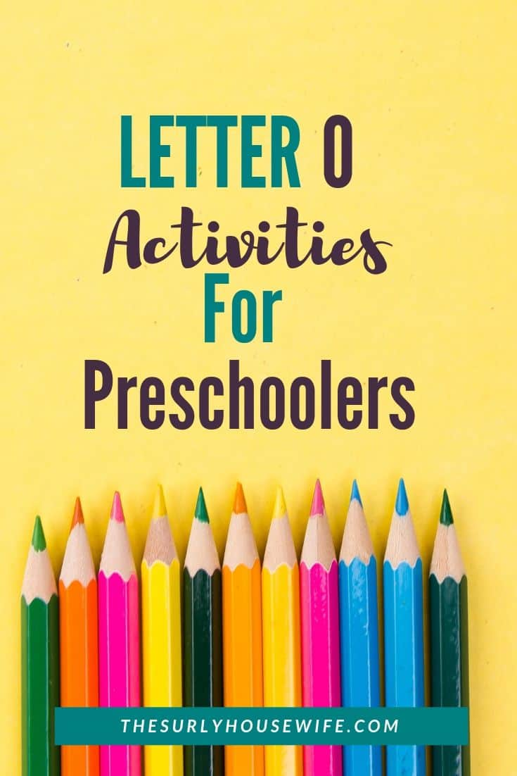 Looking for some fun books and activities to go along with the letter O? These activities, books, lesson plans, and worksheets will help you plan a fun Letter of the Week theme for your home preschool.