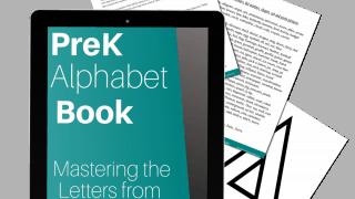 Prek Alphabet Book