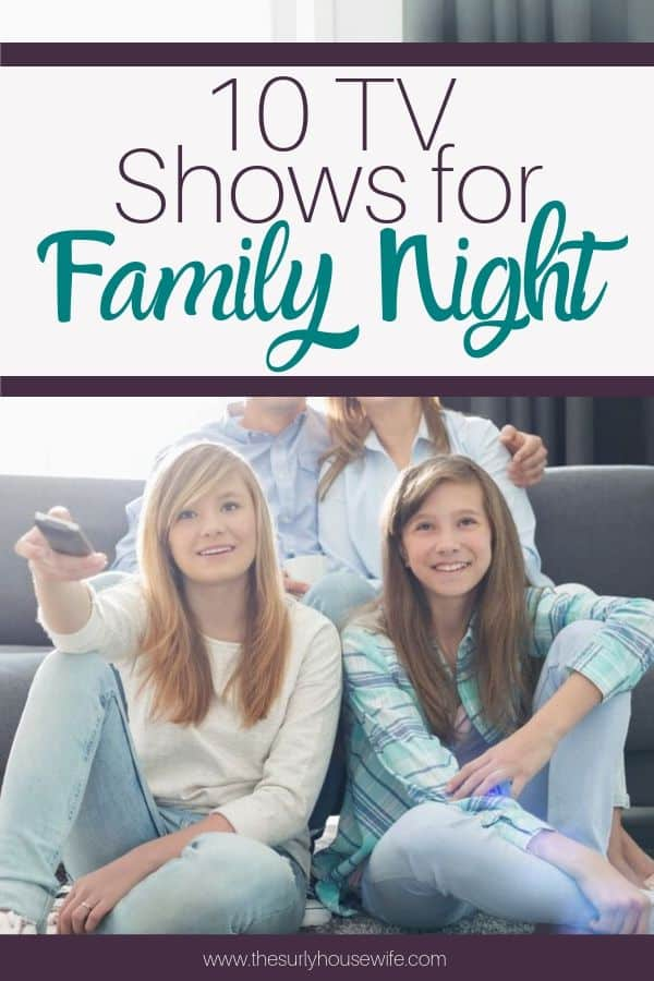 Searching for a family friendly tv show? Click on this post to find 10 competition tv shows that the whole family will love!