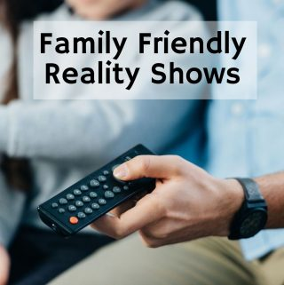 Title Image for Blog post: 10 Family Friendly Reality Shows