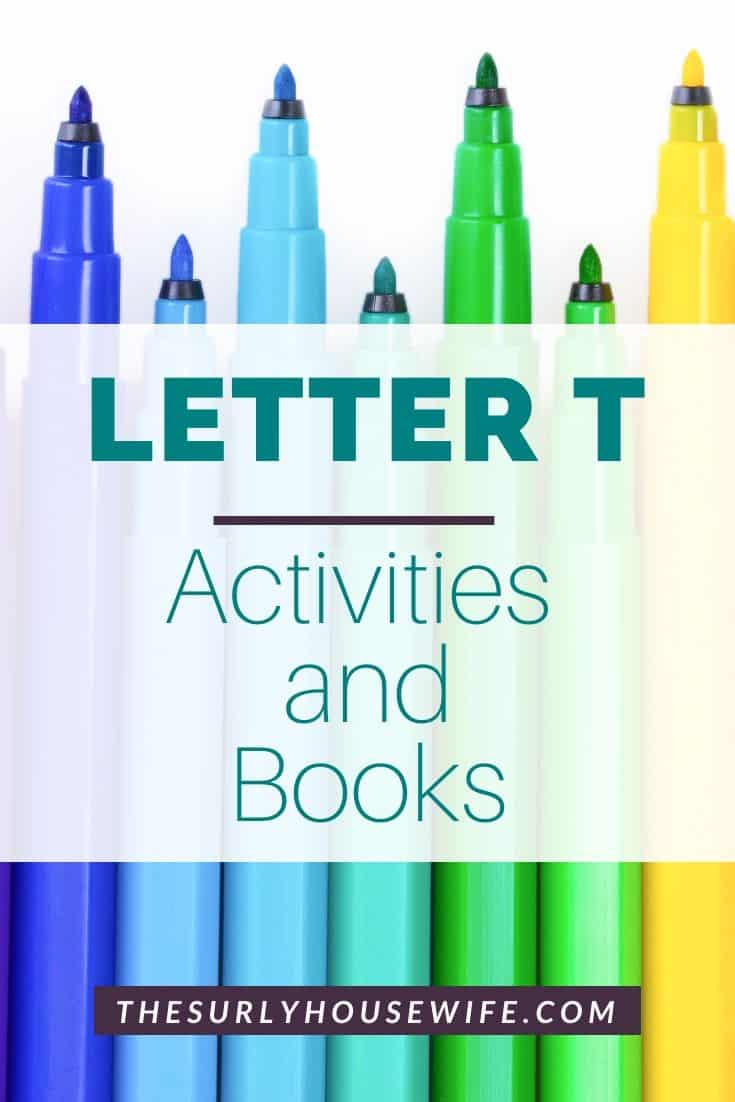 Teaching your child the alphabet? Does your child love all things transportation? Click here for letter T activities that are transportation inspired! | Transportation activities for preschoolers | Transportation books for kids | Letter T activities and crafts for home preschool