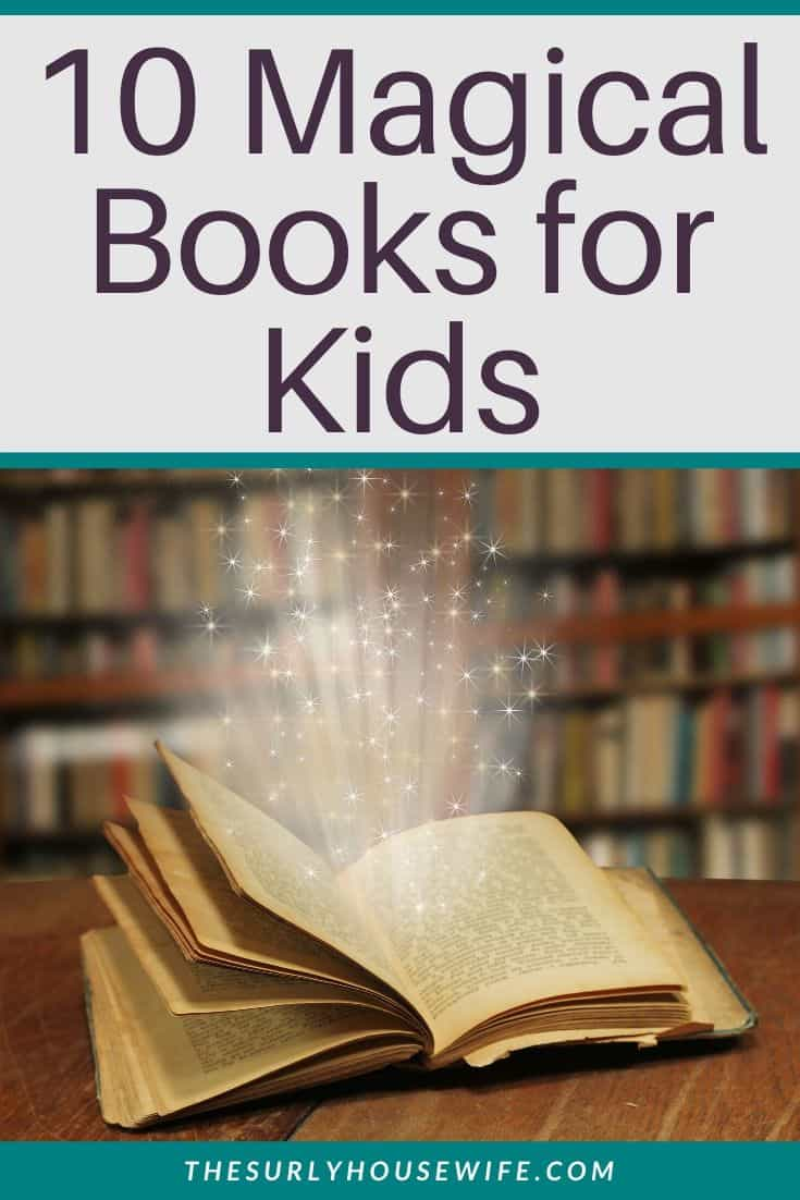 Are you wondering what kind of books are considered low fantasy? Searching for the best fantasy books for kids? Perhaps you are looking for magical books for your kids? Whether you are searching for books for boys or girls don't miss this post for 10 low fantasy books for kids
