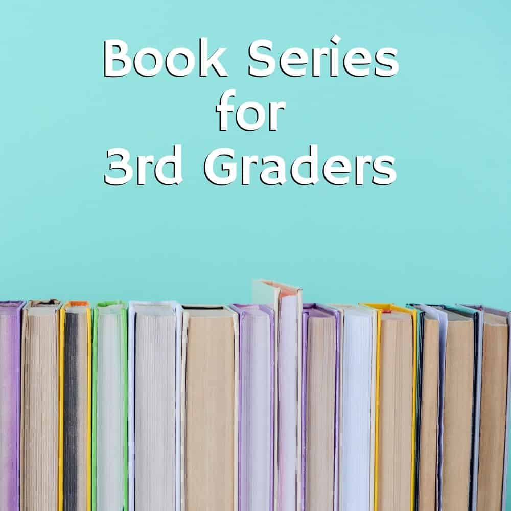 Title image for blog post 3rd grade book series