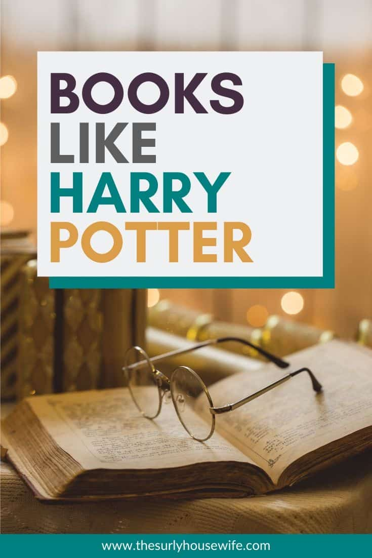 The magic doesn't have to stop once you have finished reading Harry Potter! If you are looking for what your child should read when they have finished Harry Potter, keep reading! This blog post has  over 50 books like Harry Potter your kids will love. It's the ultimate list of books to read if your child loved Harry Potter!