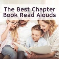Read Alouds Chapter Books