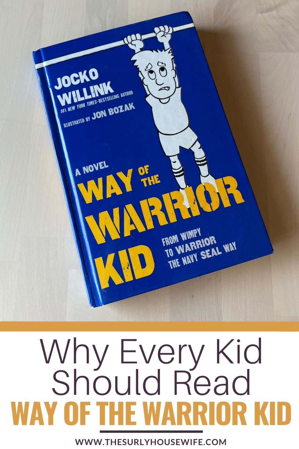 Searching for the BEST book for your kids? Look no further! Way of the Warrior Kid: From Wimpy to Warrior the Navy Seal Way is my #1 book recommendation! It really is the best book for boys AND girls and parents will love it too! Elementary kids as well as middle schoolers will gain so much from this book.