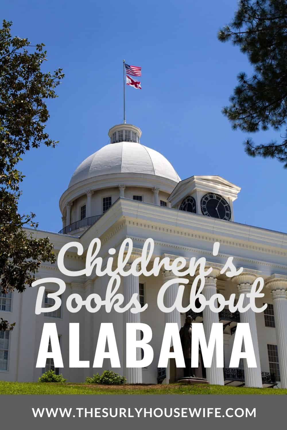 Looking for children's books about Alabama? This post includes picture AND chapter books about Alabama, it's history, the civil rights movement, and more!