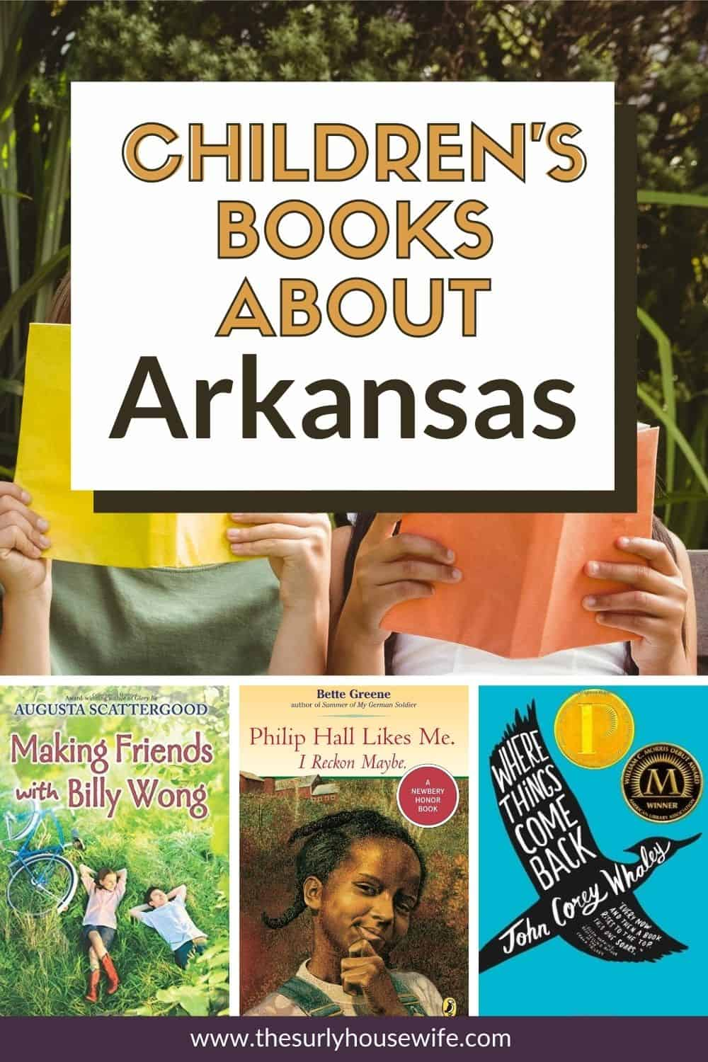 Searching for books about Arkansas, then check out this post! It contains children's books, chapter books, and picture books about the Natural State!